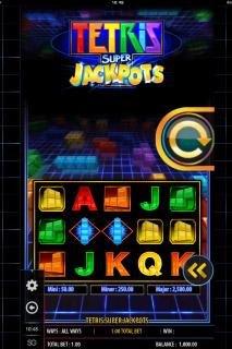 Spiele Tetris Super Jackpots - Video Slots Online