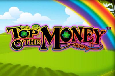 Top O The Money Mobile Slot Logo