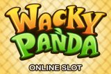 Wacky Panda Mobile Slot Logo