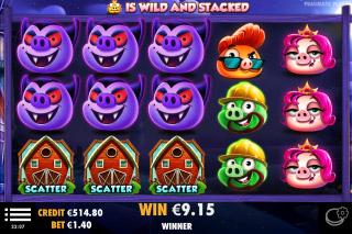 7 Piggies Slot Free Spins