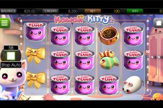 Betsoft Kawaii Kitty Slot Game