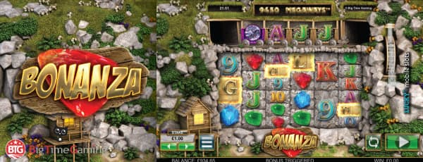 Big Time Gaming Bonanza Slot With MegaWays