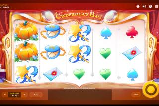 Cinderellas Ball Mobile Slot Machine