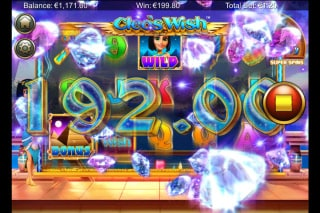 Cleo's Wish Slot Big Win