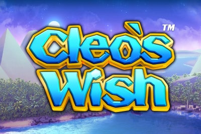 Cleo's Wish Mobile Slot Logo