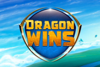 Dragon Wins Slot Logo