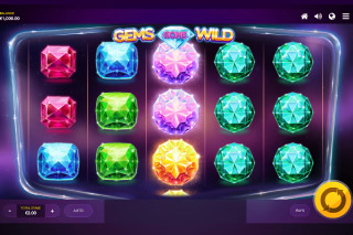 Gems Gone Wild Mobile Slot Machine