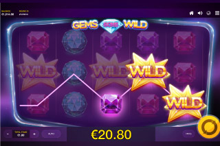 Gems Gone Wild Mobile Slot Win