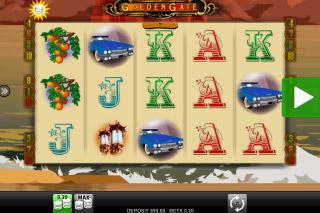 Golden Gate Mobile Slot Machine