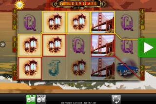 Golden Gate Mobile Slot Win