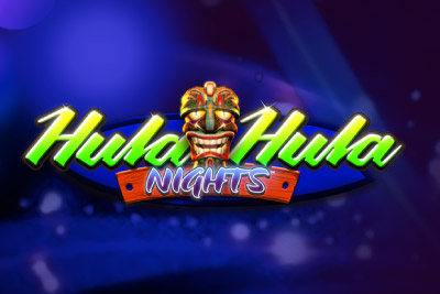 Hula Hula Nights Slot Logo