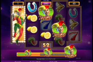Joker Stacks Slot Free Spins