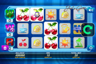 Just A Game Mobile Slot Machine