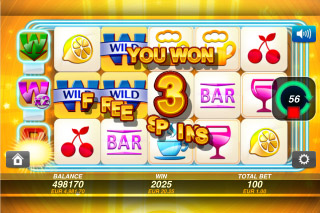 Just A Game Slot With Free Spins