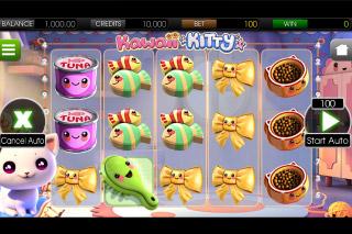 Kawaii Kitty Mobile Slot Machine