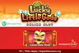 Microgaming Lucky Little Gods or Pragmatic Play Lucky New Year?