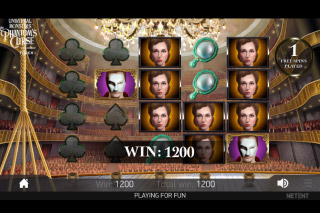 NetEnt The Phantoms Curse Slot Free Spins