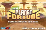 New Planet Fortune Slot Machine Coming January 2018