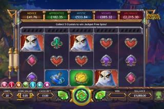 Ozwins Jackpot Mobile Slot Machine