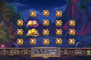 Ozwins Jackpot Mobile Slot Bonus Game