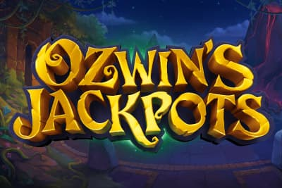 Ozwins Jackpot Mobile Slot Logo