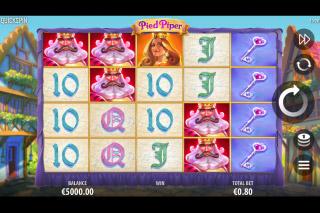 Pied Piper Mobile Slot Machine