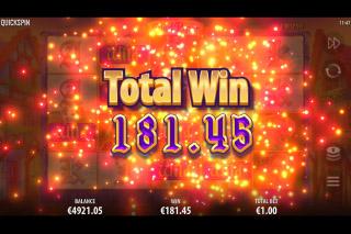 Pied Piper Mobile Slot Big Win