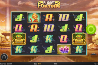 Planet Fortune Mobile Slot Machine
