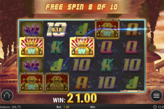 Play'n GO Planet Fortune Slot Free Spins