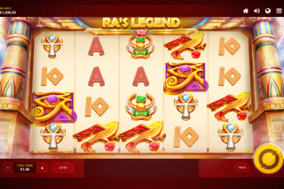 Ra's Legend Mobile Slot Machine