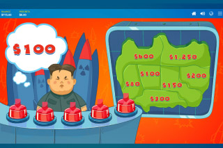 Red Tiger Rocket Men Slot Kim Bonus