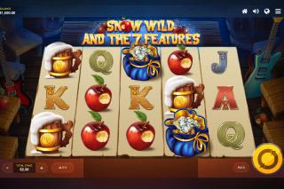 Snow Wild Mobile Slot Machine
