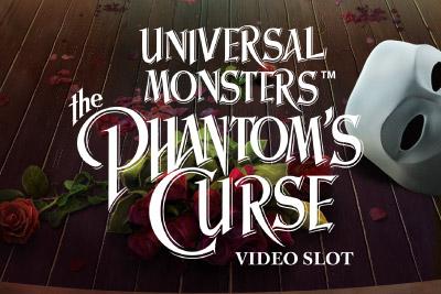 The Phantoms Curse Mobile Slot Logo
