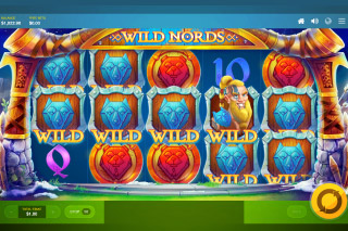 Wild Nords Mobile Slot Big Win