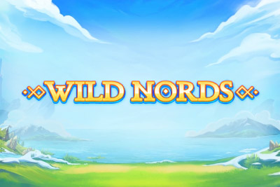 Wild Nords Mobile Slot Logo