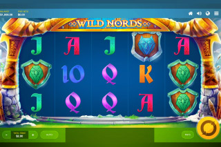 Wild Nords Mobile Slot Machine