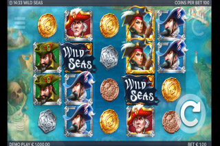 Wild Seas Mobile Slot Machine