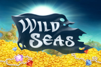 Wild Seas Mobile Slot Logo