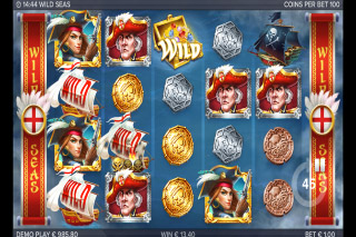 Wild Seas Slot With Wilds