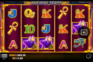 Ancient Egypt Mobile Slot Machine