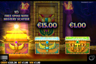 Ancient Egypt Slot Bonus