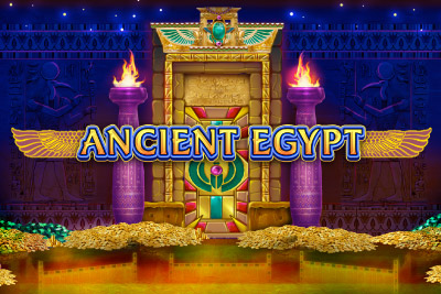 Ancient Egypt Mobile Slot Logo