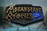 Asgardian Stones Mobile Slot Logo