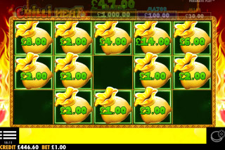 Chilli Heat Slot Bonus Game