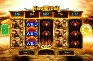 Elephant King Mobile Slot Machine