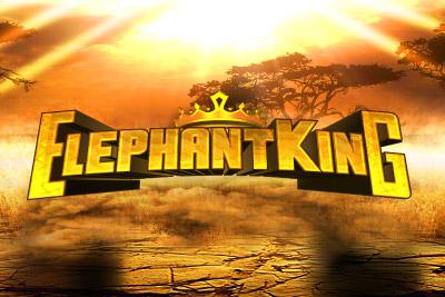 Elephant King Mobile Slot Logo