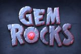 Gem Rocks Mobile Slot Logo