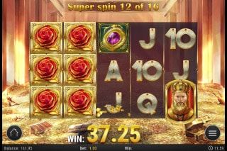 Gold King Slot Free Spins