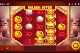 Golden Offer Mobile Slot Machine
