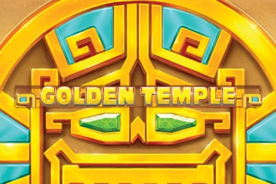 Golden Temple Mobile Slot Logo